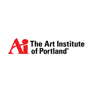 Art Institute of Portland logo